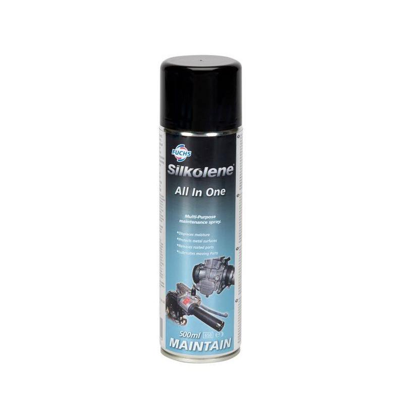 Spray SILKOLENE ALL IN ONE 500 ml