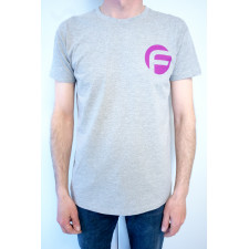 T-shirt FAST GRIS