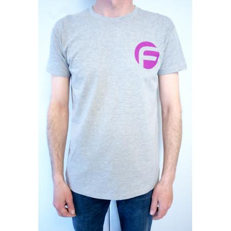 Grey FAST T-shirt