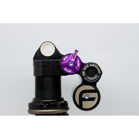 Montaje estandar - Amortiguador Fenix Enduro